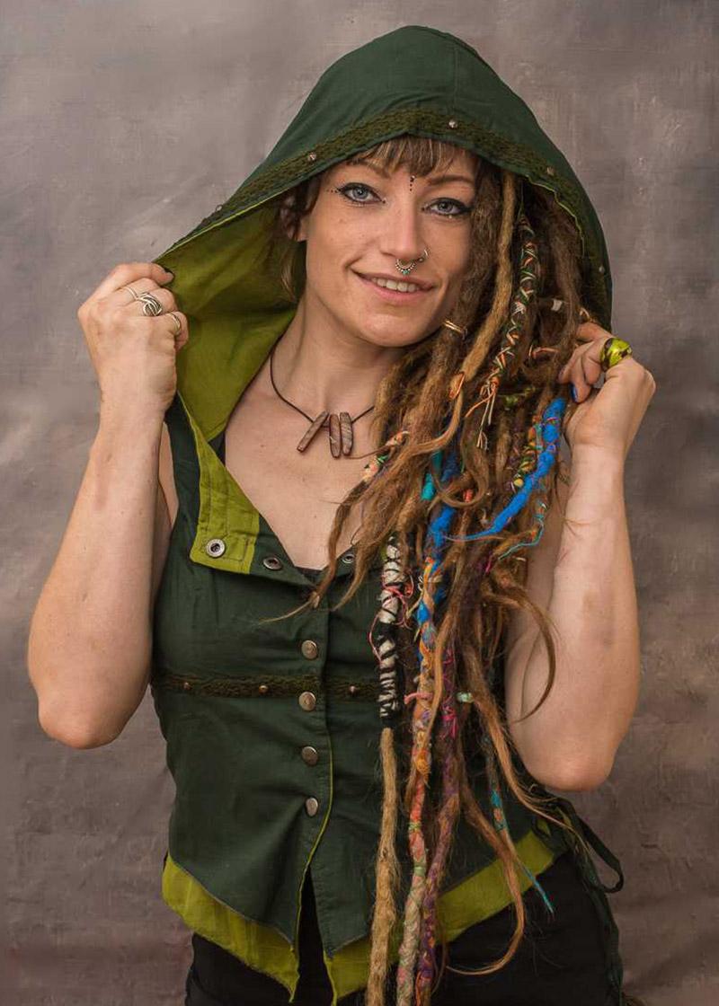 Flower Fairy Waistcoat