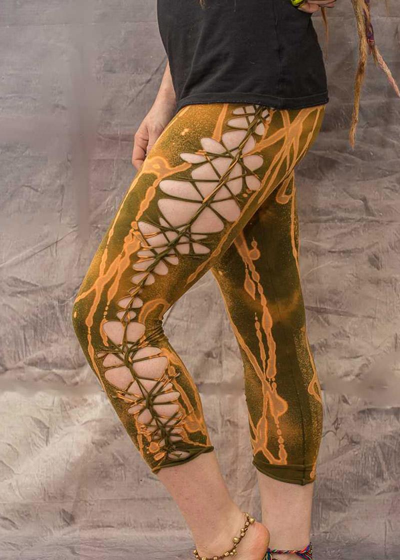 Acid Weave Leggings