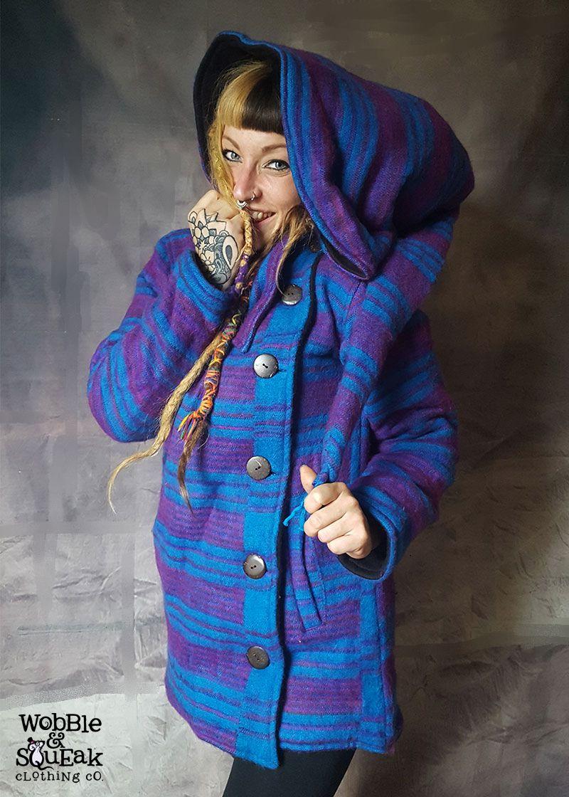 Woolen Pixie Jacket