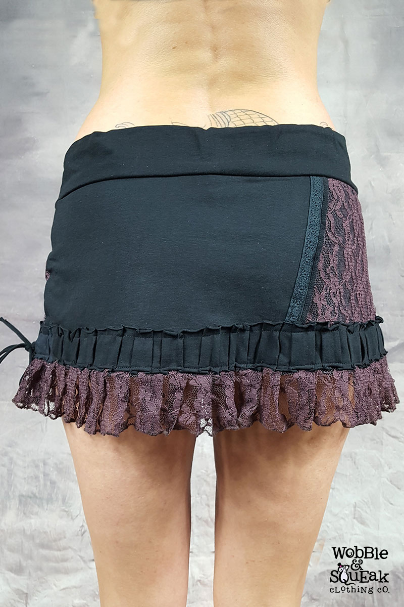 Jamunji Skirt Black