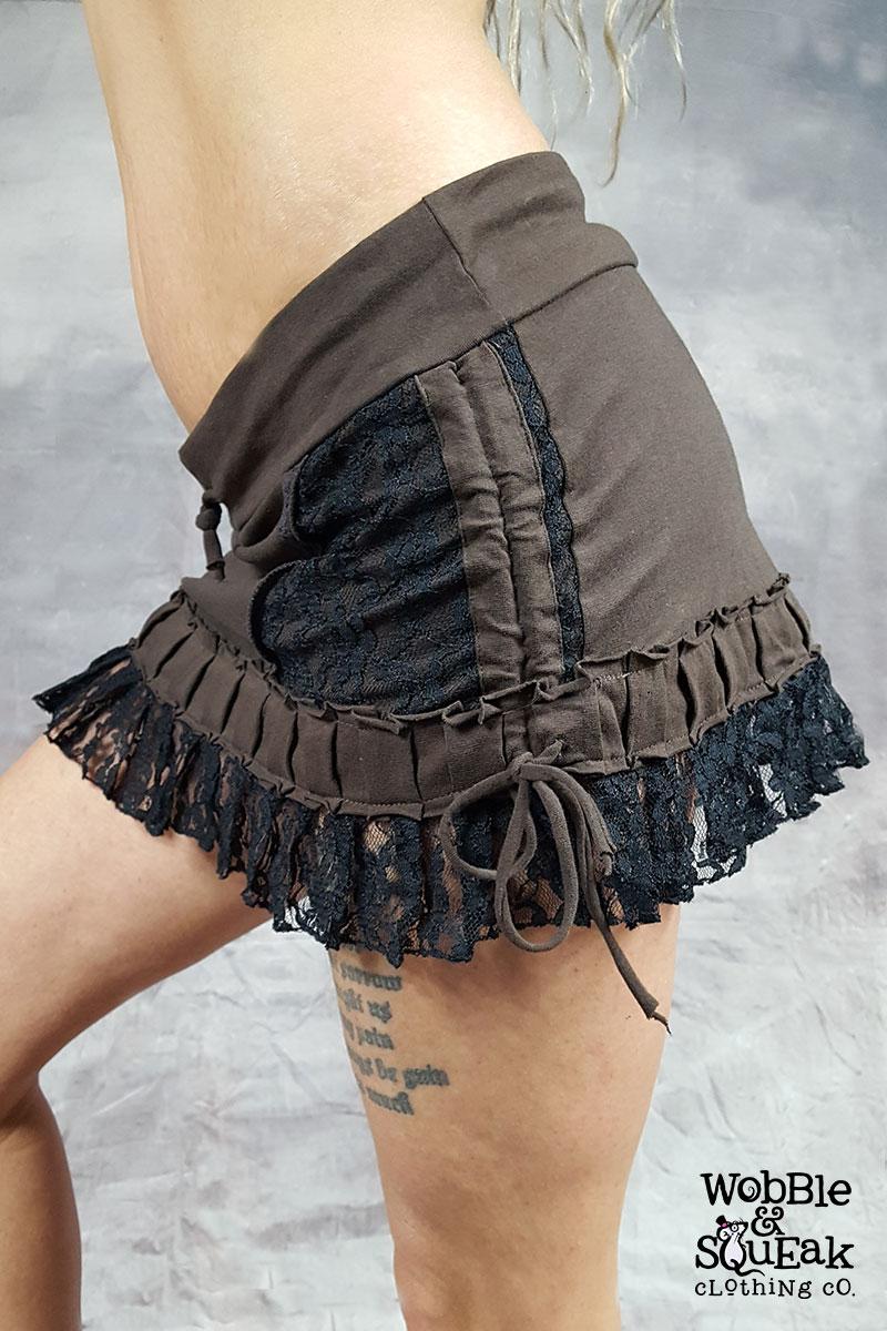 Jamunji Skirt Brown
