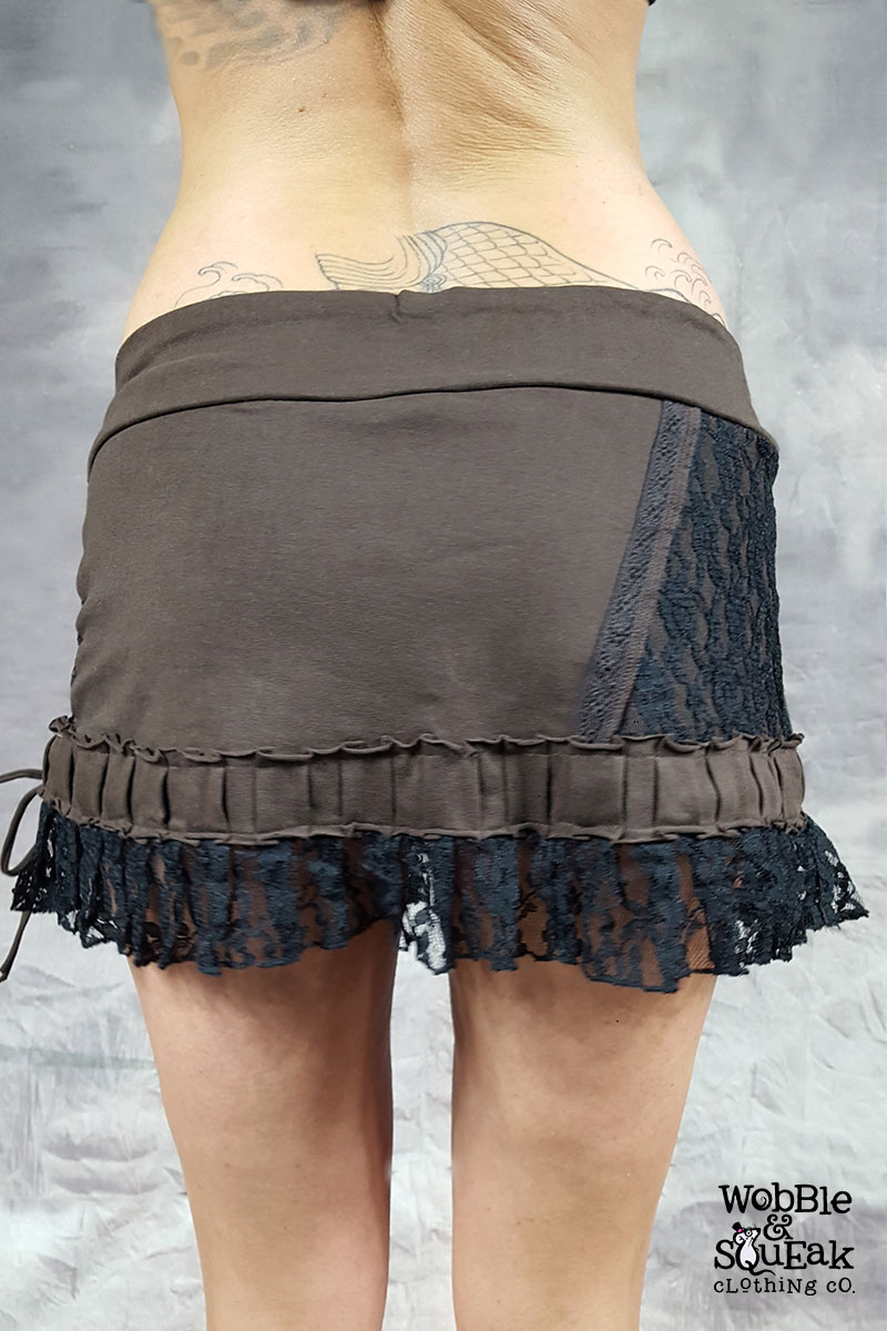 Jamunji Skirt Brown
