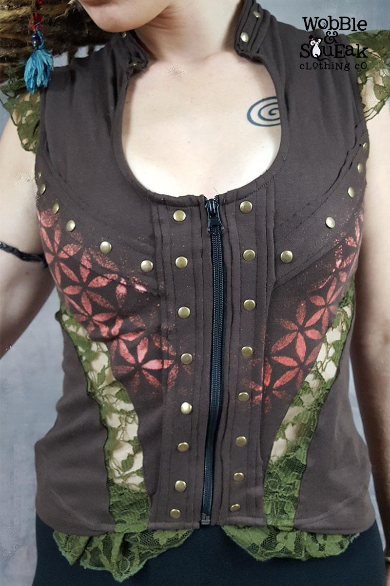 Steamypunk Waistcoat
