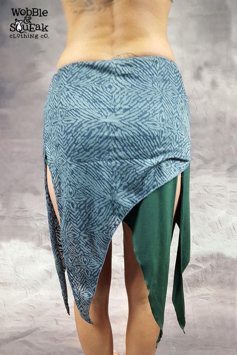 Rave Skirt Green