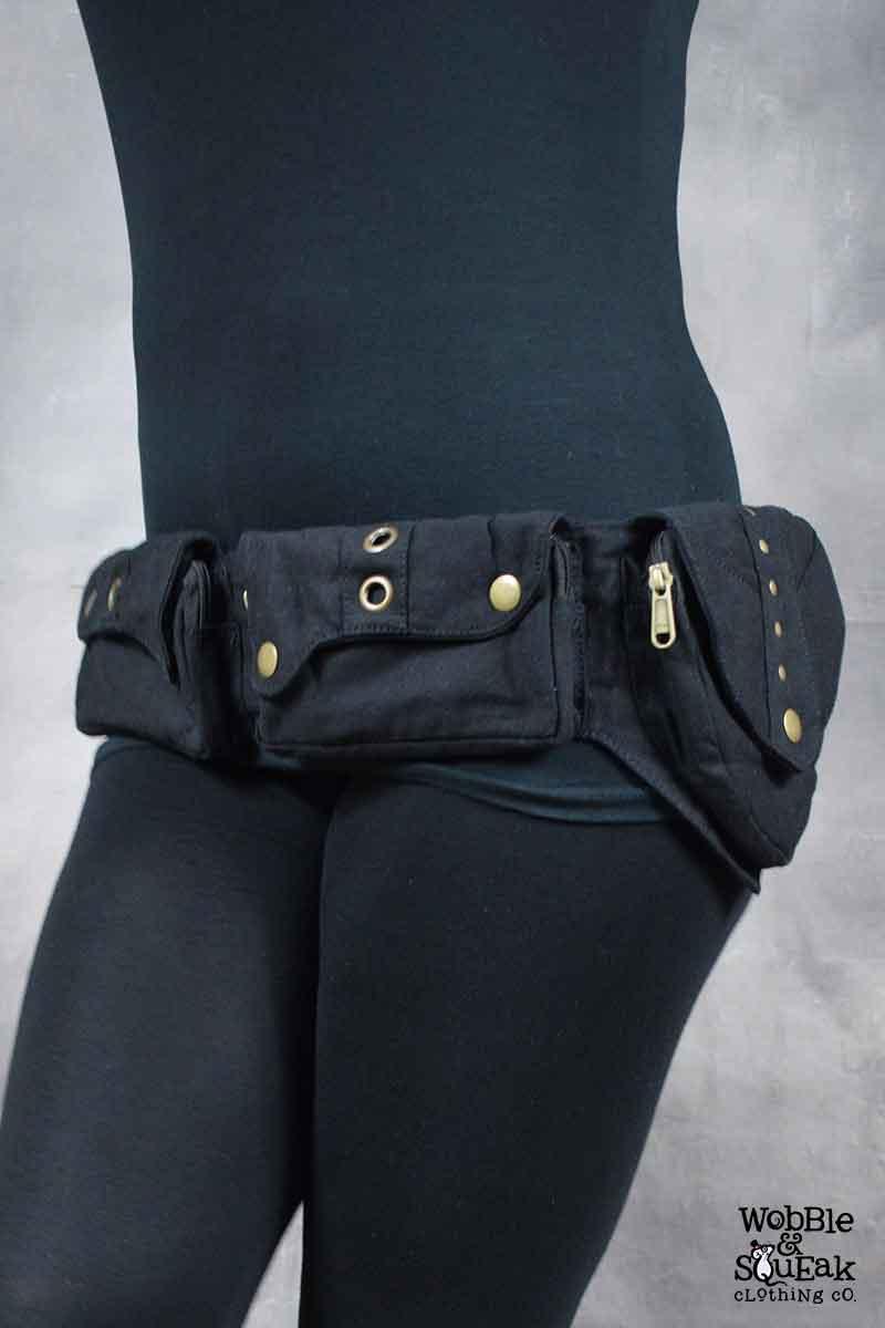 Rokstar Belt Black