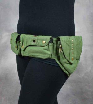 Rokstar Belt Green