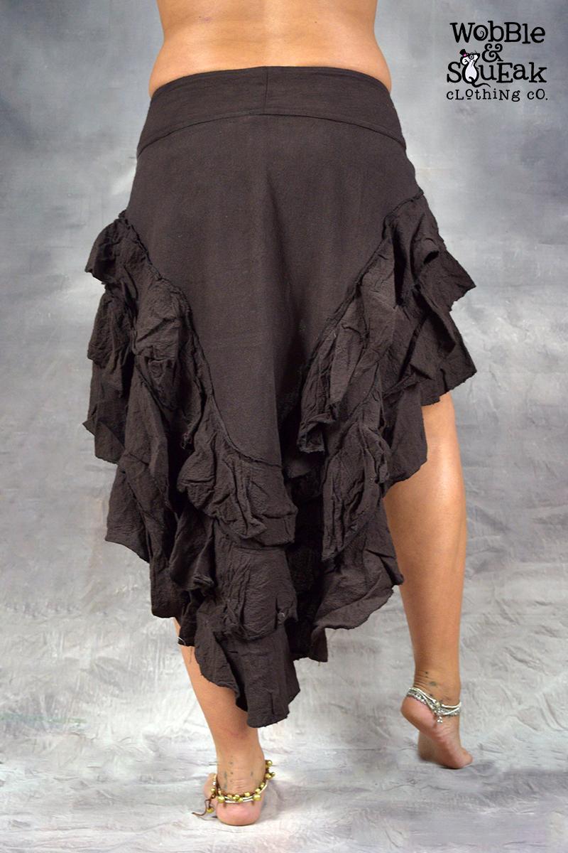 Lunar Skirt Brown