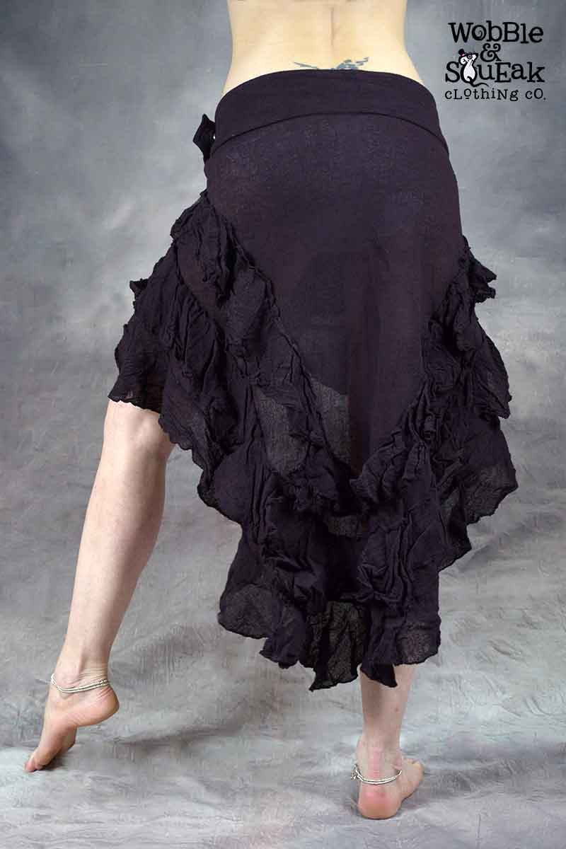 Lunar Skirt Purple