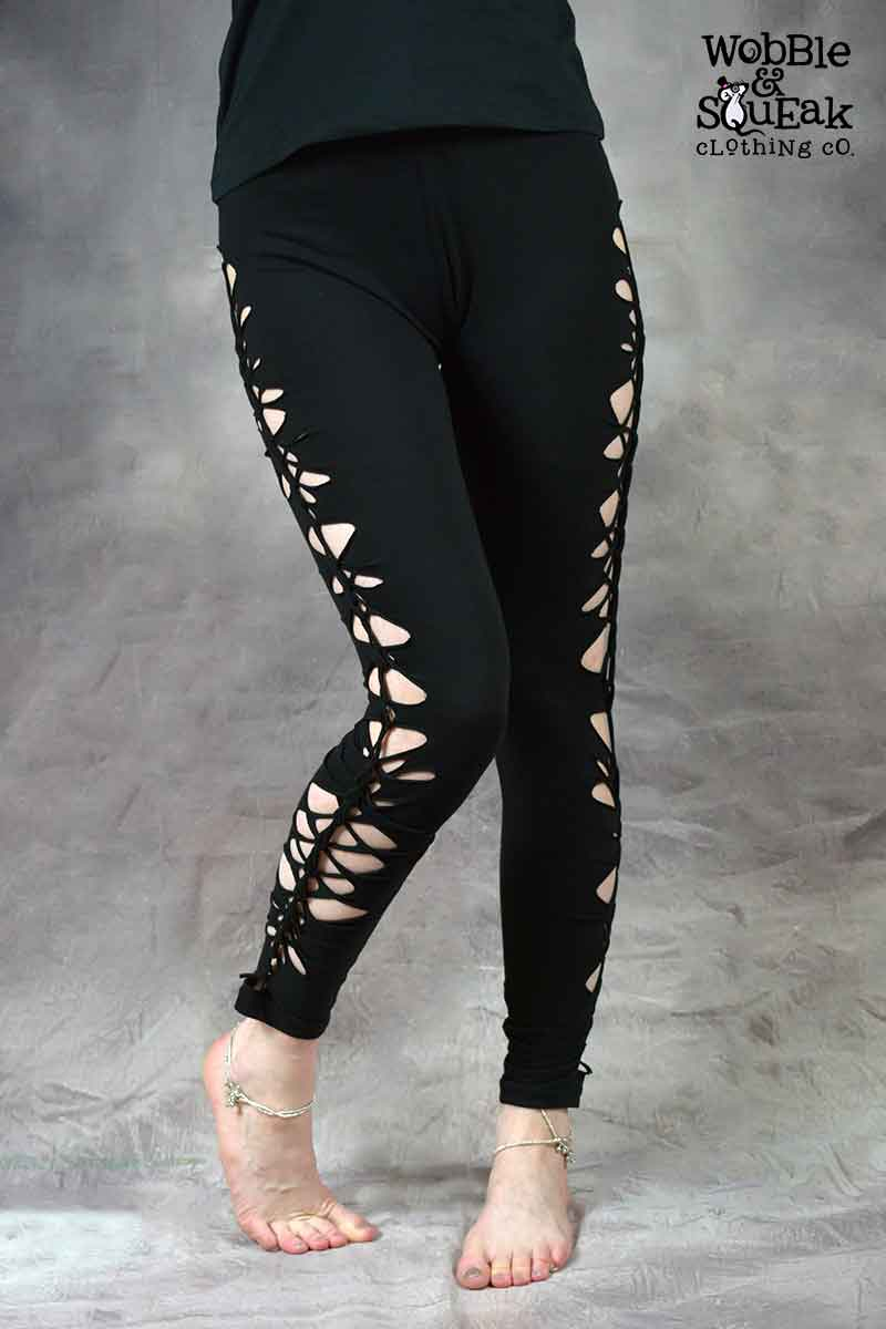 Wobble Leggings Black