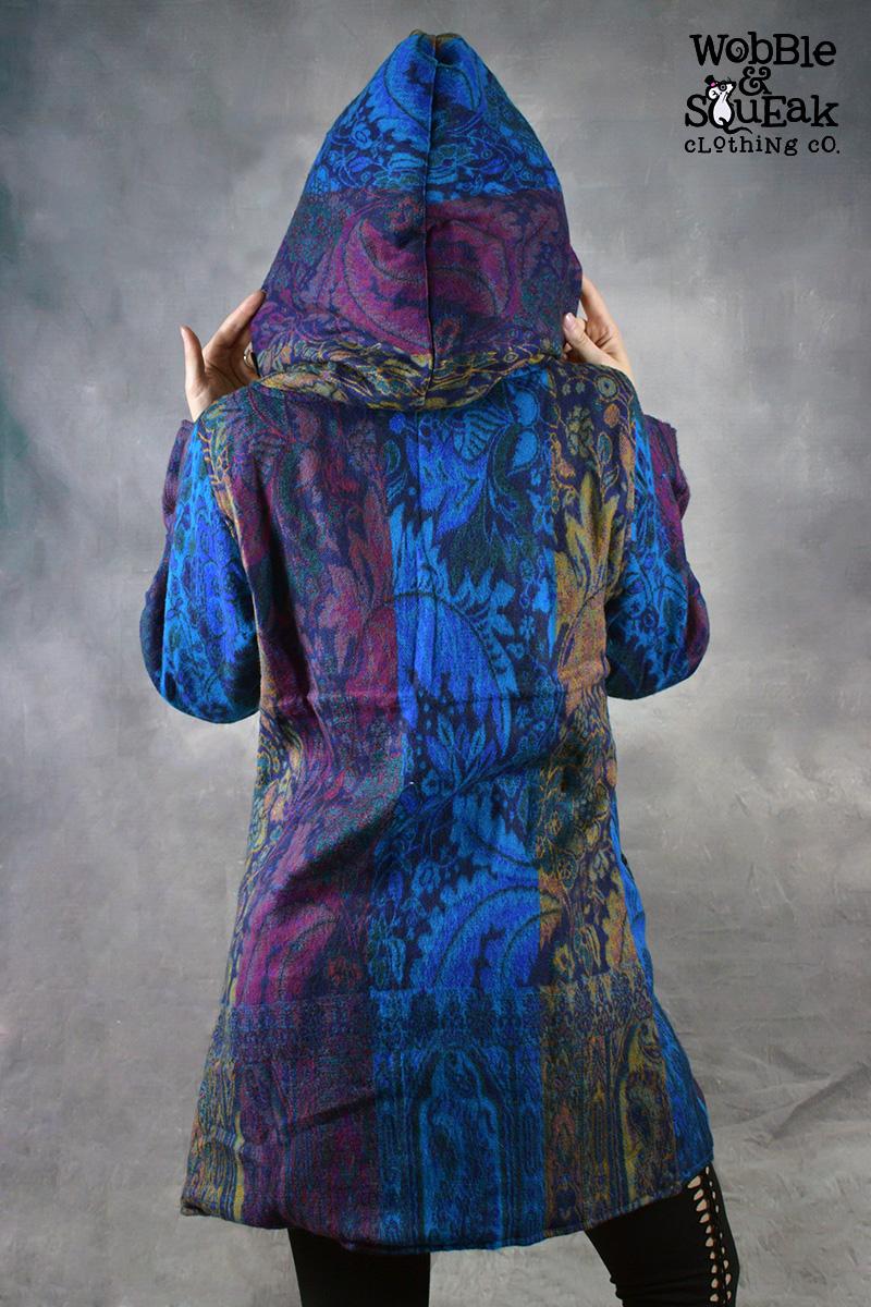Nai Nai Jacket Blue