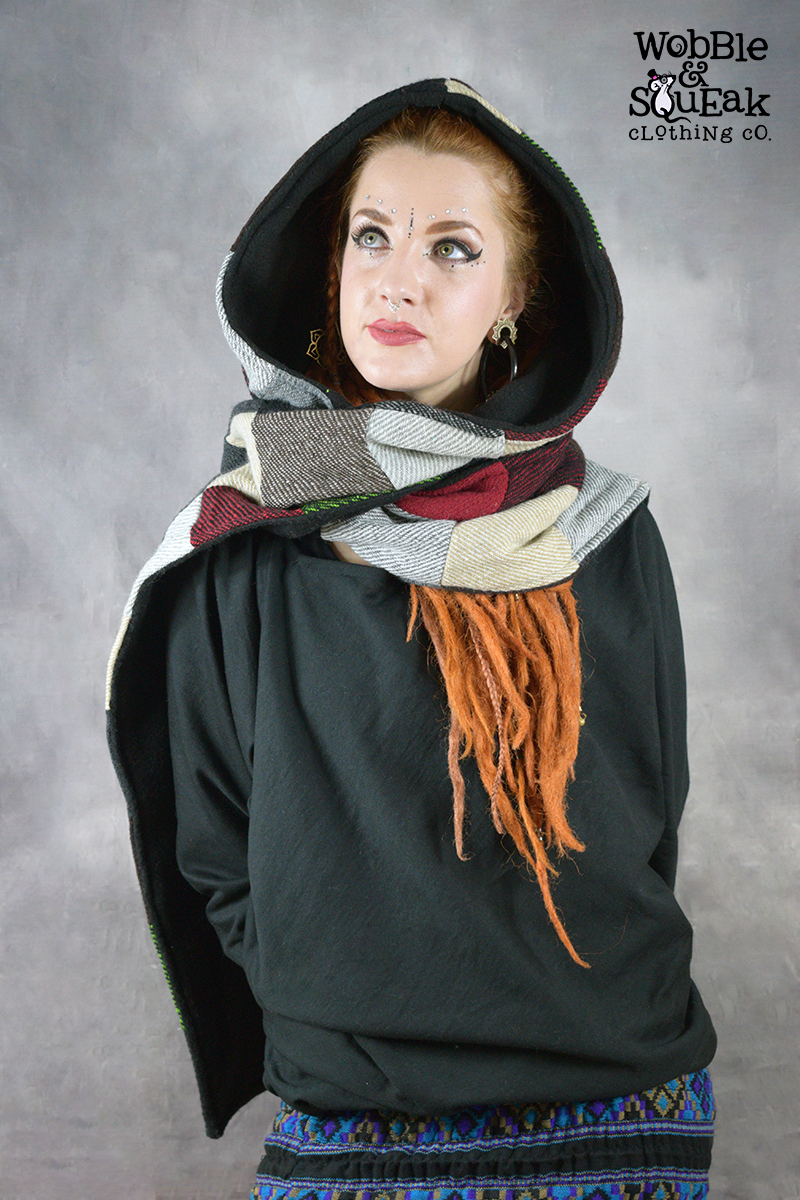 Patchwork Snood