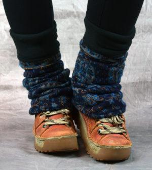 Iree Leg Warmers Royal Blue