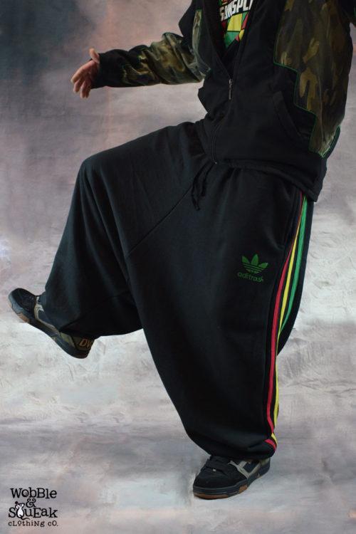 Aditrash Rasta Stripes