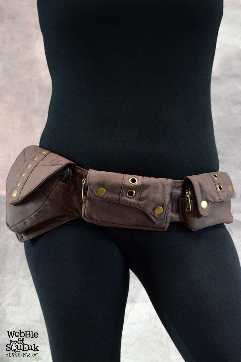 Rokstar Belt Brown