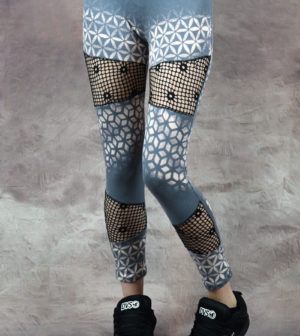 Oracle Net Leggings Grey