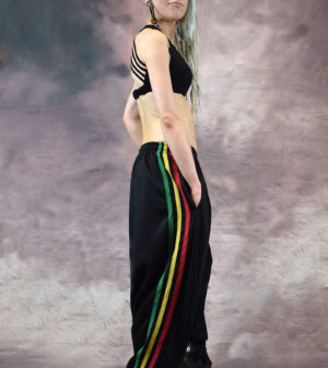 Aditrash Rasta Striped