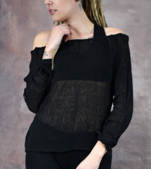 Matrix Jumper Black