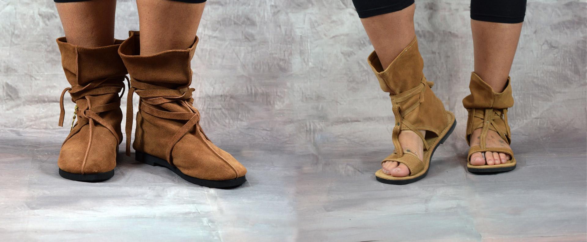 Wobble & Squeak Footwear