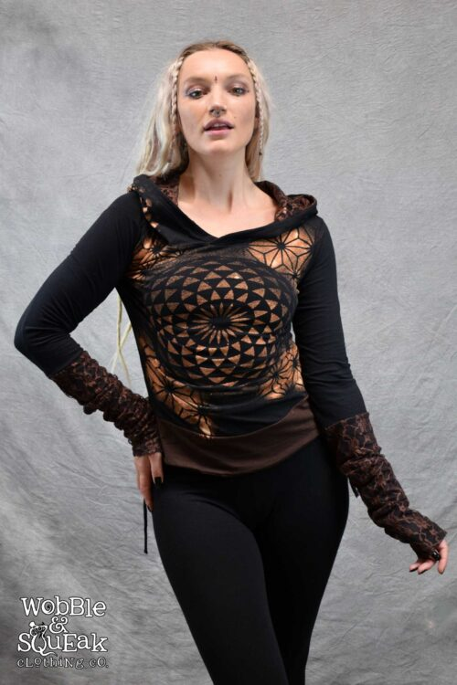 Gaia Jumper Black
