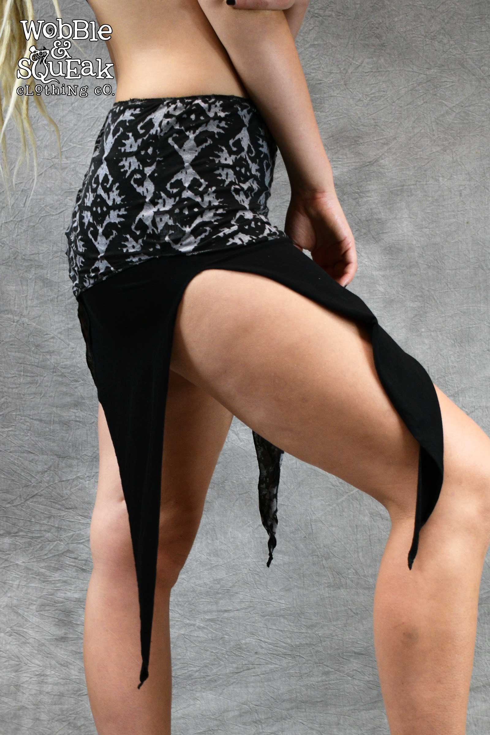 Rave Skirts Black