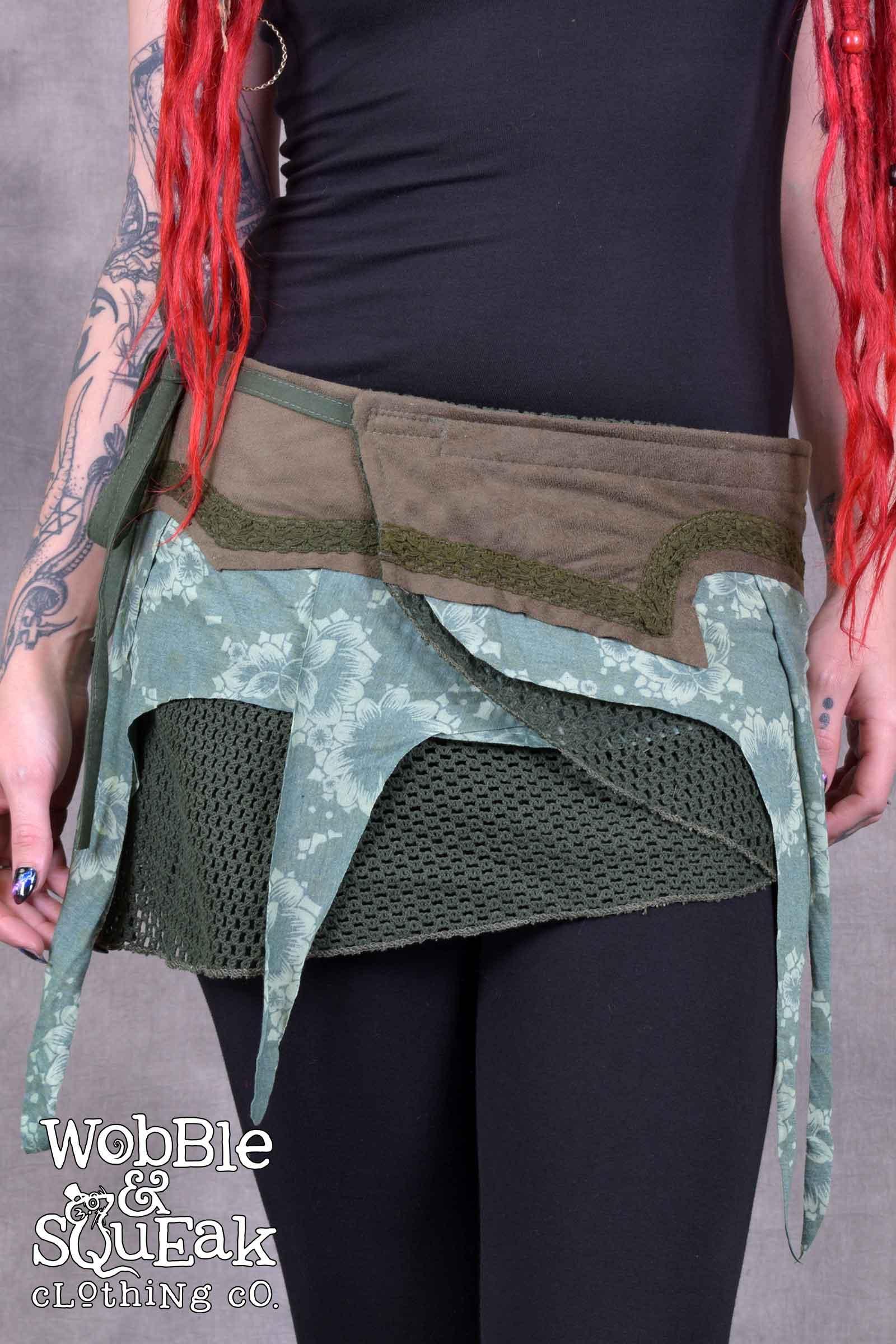 Giri Skirt Army Green