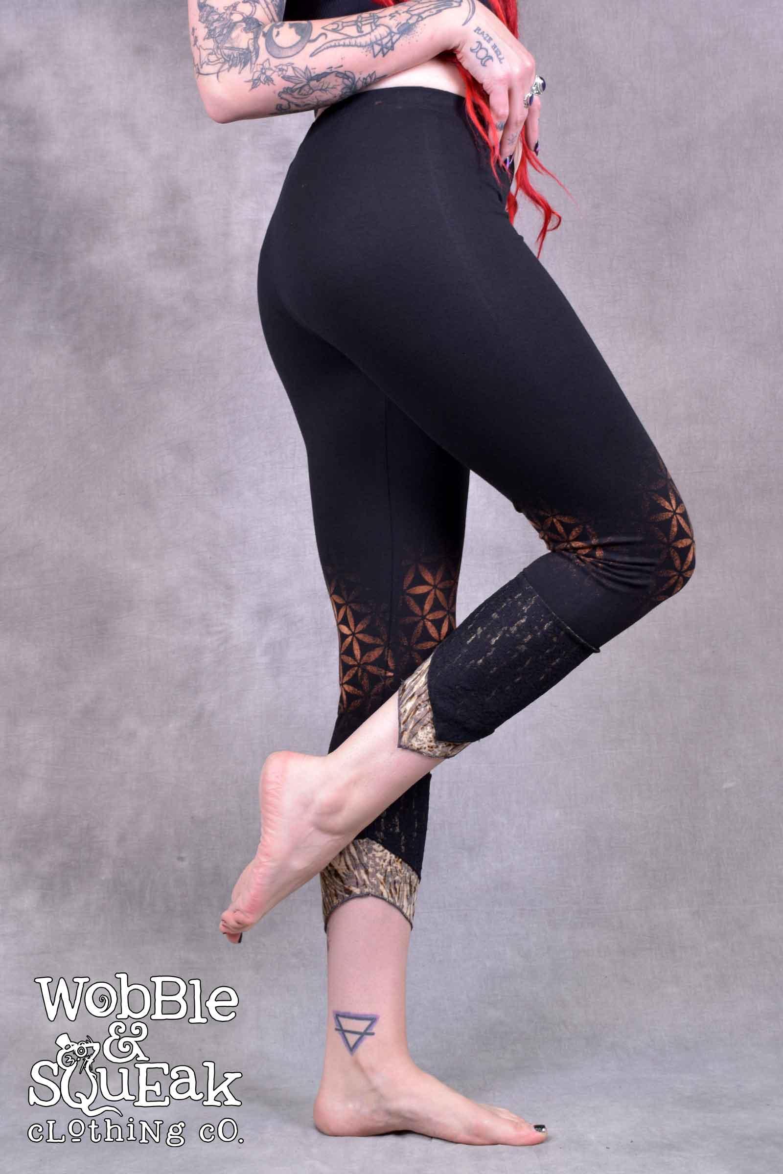Netlock Leggings FOL Leopard