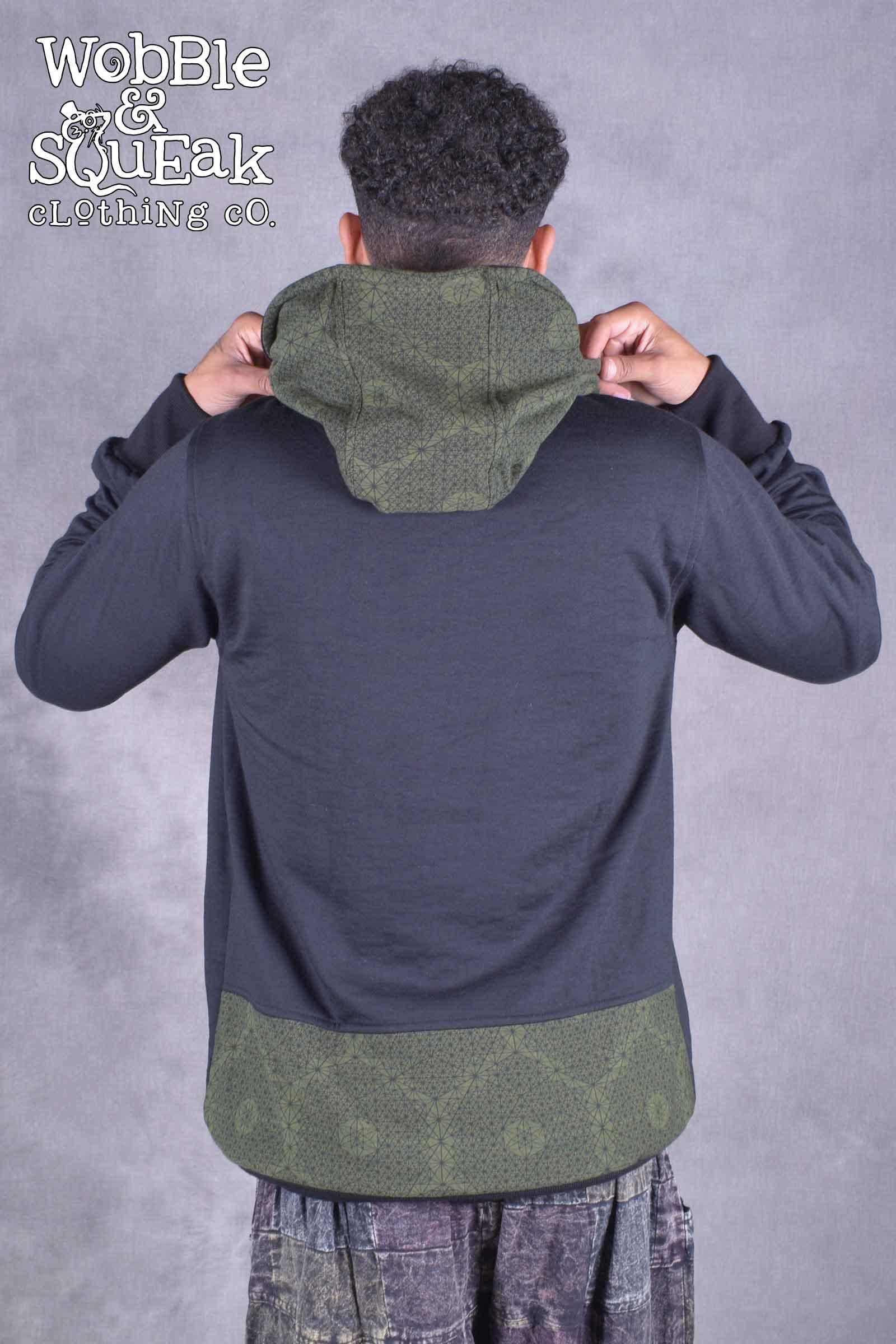 Ninja Hooded Sweater