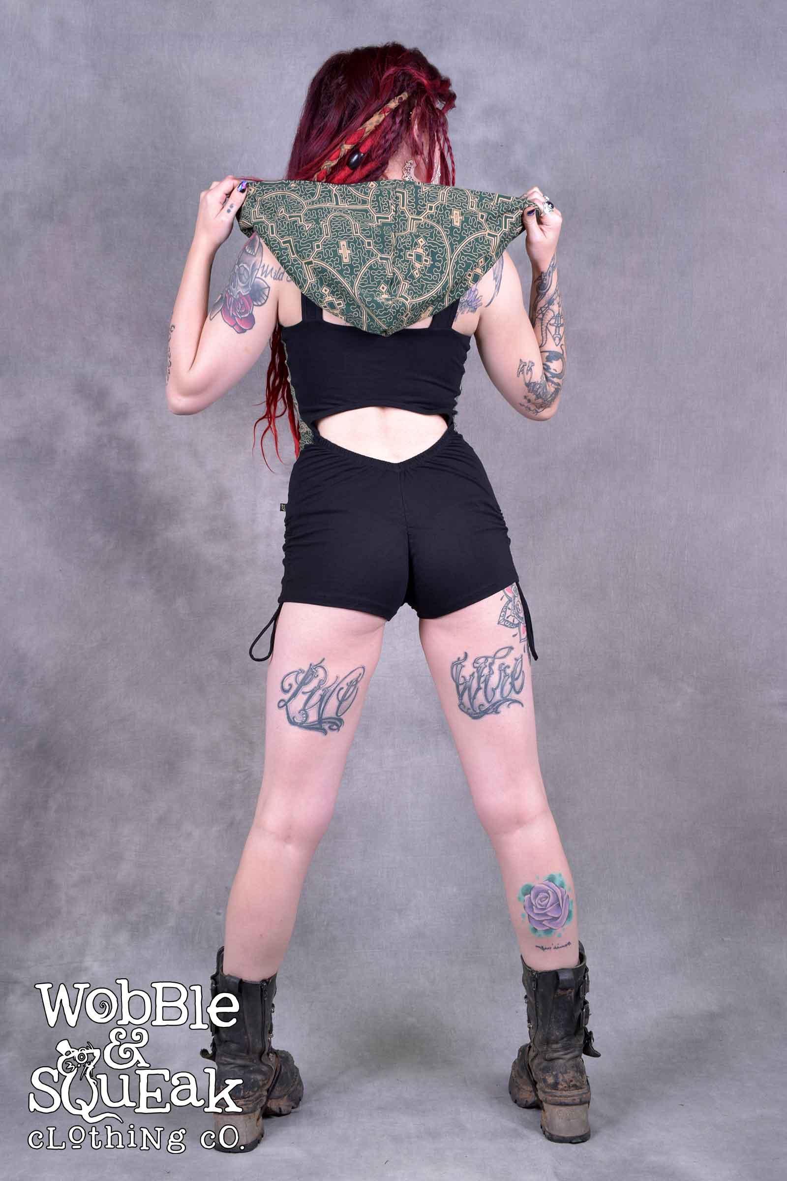 Jio Bodysuit Green
